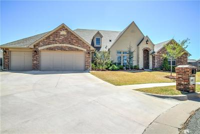 Oklahoma City OK Single Family Home For Sale: $419,990