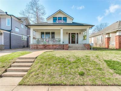 Oklahoma City Single Family Home For Sale: 904 NW 20th Street