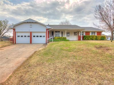 Prague Single Family Home For Sale: 1502 Barta Avenue