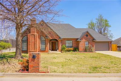 Oklahoma City Single Family Home For Sale: 1504 Brown Oaks Drive