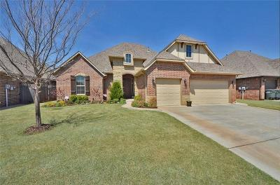 Edmond Single Family Home For Sale: 741 Northern Dancer Drive