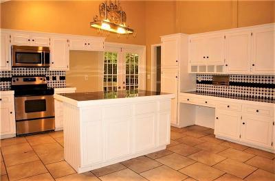 Edmond Single Family Home For Sale: 701 Quail Ridge