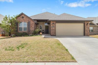 Edmond Single Family Home For Sale: 6244 NW 158th Terrace