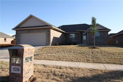Edmond Rental For Rent: 8216 NW 160th Terrace