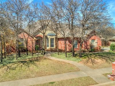 Edmond Single Family Home For Sale: 3217 Sawgrass Road