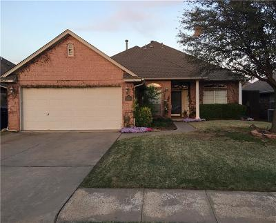 Oklahoma City Single Family Home For Sale: 12512 Youngs