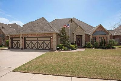 Edmond Single Family Home For Sale: 4616 NW 160th Terrace