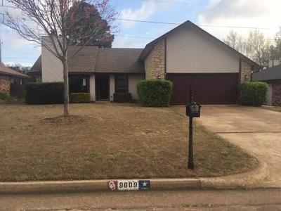 Single Family Home For Sale: 9609 Willow Wind Drive