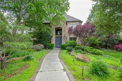 Norman Single Family Home For Sale: 3128 St Clair Common