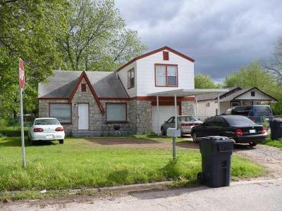 Oklahoma City OK Single Family Home For Sale: $30,000