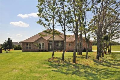 Blanchard OK Single Family Home For Sale: $265,000