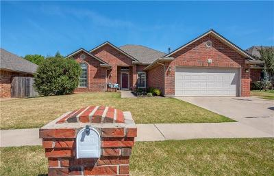 Edmond Single Family Home For Sale: 413 NW 137th Street