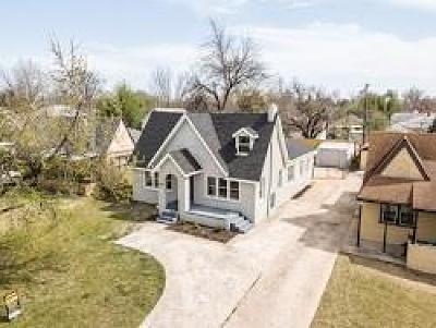 Oklahoma City Single Family Home For Sale: 2550 NW 21st Street