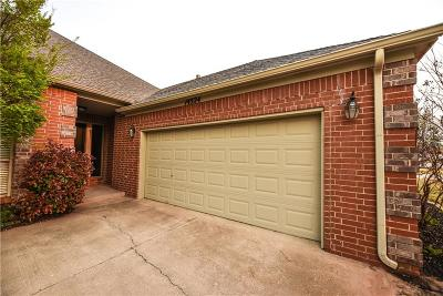 Edmond Single Family Home For Sale: 14524 Waterfront Road