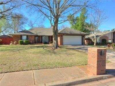 Edmond Single Family Home For Sale: 400 Partridge Lane