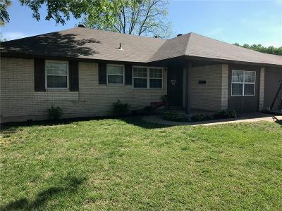 Moore Single Family Home For Sale: 714 Crestmoore Drive