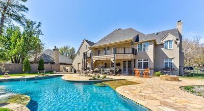 Single Family Home For Sale: 9832 Stonebridge Drive
