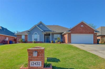 Midwest City Single Family Home For Sale: 12432 Croydon