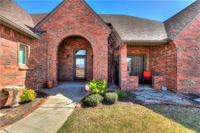 Lincoln County, Oklahoma County Single Family Home For Sale: 19504 Talavera Lane
