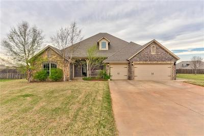 Edmond Single Family Home For Sale: 1499 Sunset Circle