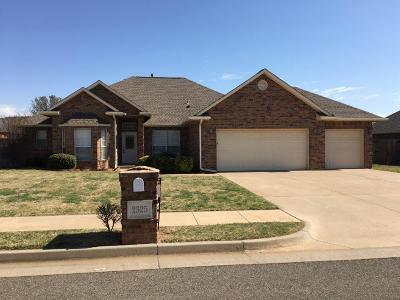 Oklahoma City Rental For Rent: 2325 94th Street
