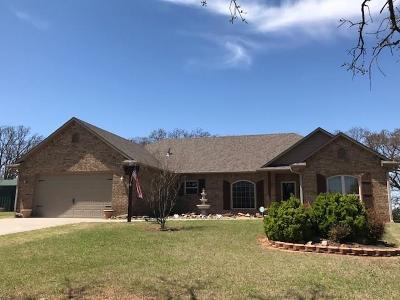 Shawnee Single Family Home For Sale: 19239 Charleston Pointe
