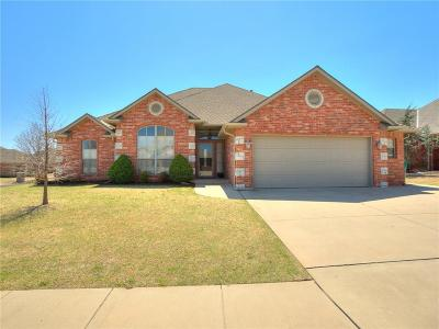 Oklahoma City Single Family Home For Sale: 8800 NW 114th Circle