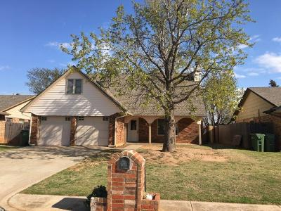 Canadian County Rental For Rent: 317 Chickasaw Lane