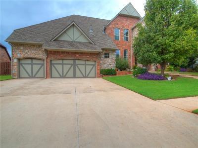 Edmond Single Family Home For Sale: 4425 Man O War Drive
