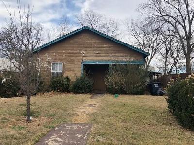 Shawnee Single Family Home For Sale: 921 N Louisa Avenue
