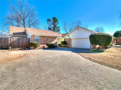 Norman Single Family Home For Sale: 405 Alpine Drive