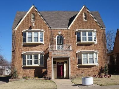 Oklahoma City Rental For Rent: 421 NW 28th #4