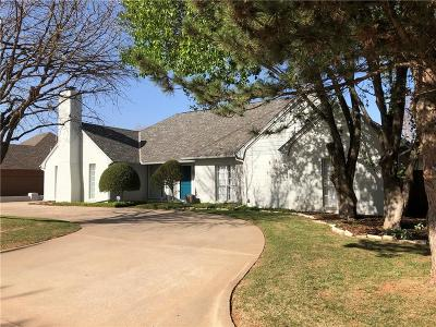 Oklahoma City Single Family Home For Sale: 12008 Maple Ridge Road