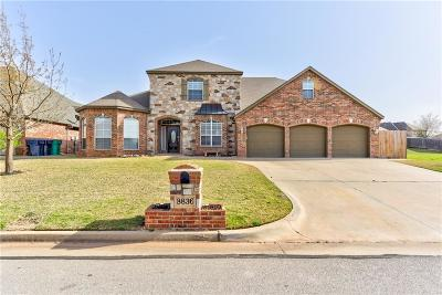 Oklahoma City Single Family Home For Sale: 8836 NW 120th Street