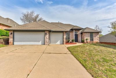 Edmond Single Family Home For Sale: 4013 Eaton Place