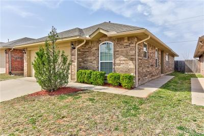 Edmond Single Family Home For Sale: 2209 NW 199th Street