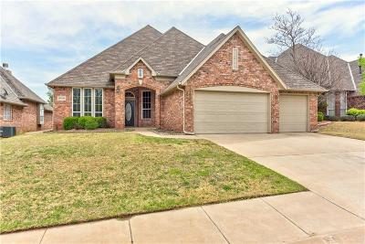 Edmond Single Family Home For Sale: 16708 Covington Manor