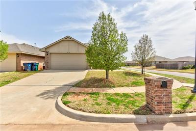 Edmond Single Family Home For Sale: 2248 NW 199th Street