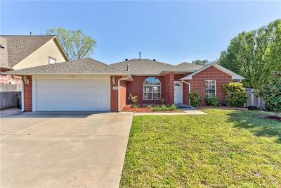 Norman Single Family Home For Sale: 1114 Bald Eagle Drive