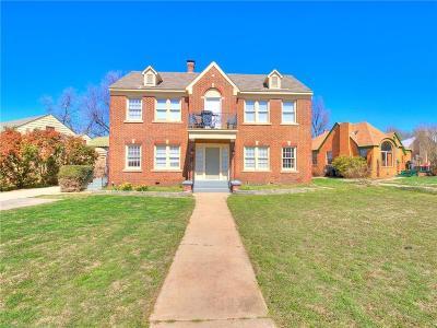 Oklahoma City OK Multi Family Home For Sale: $265,000