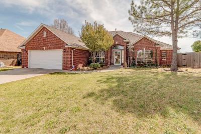 Moore Single Family Home For Sale: 10912 S Miller