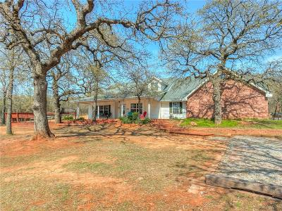 Norman Single Family Home For Sale: 17501 Reynolds Lake