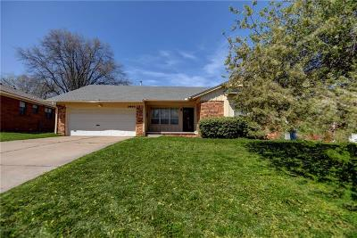 Oklahoma City Single Family Home For Sale: 3805 NW 57th Street