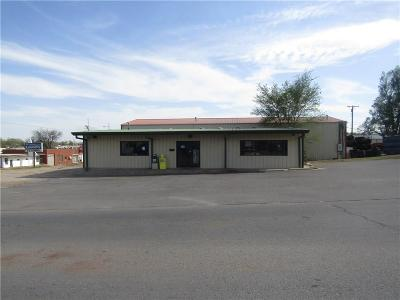 Chickasha Commercial For Sale: 1202 S 4th