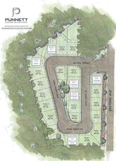 Oklahoma City Residential Lots & Land For Sale: Creek Pointe Lane