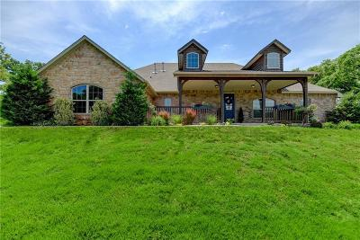 Edmond Single Family Home For Sale: 854 Breezy Hill Road