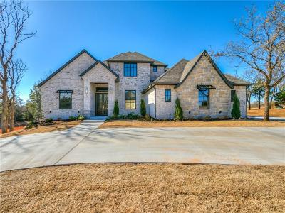 Edmond Single Family Home For Sale: 1101 Falls Bridge Court