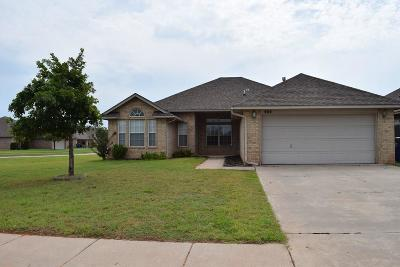 Canadian County Rental For Rent: 404 S Pointe Lane