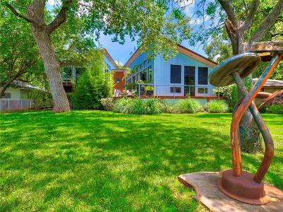 Oklahoma City Single Family Home For Sale: 9907 Silver Lake Drive