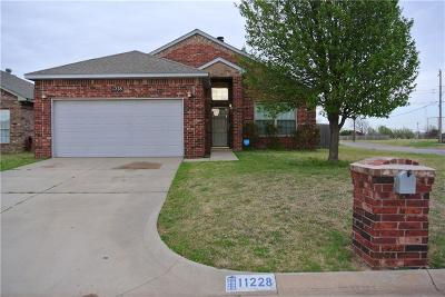 Oklahoma City Single Family Home For Sale: 11228 Queen Anne Avenue